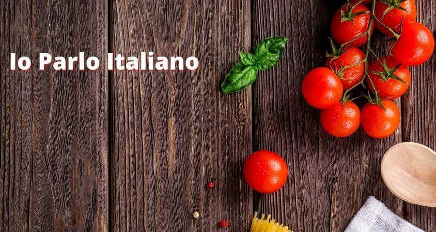 Lo que debes saber del italiano