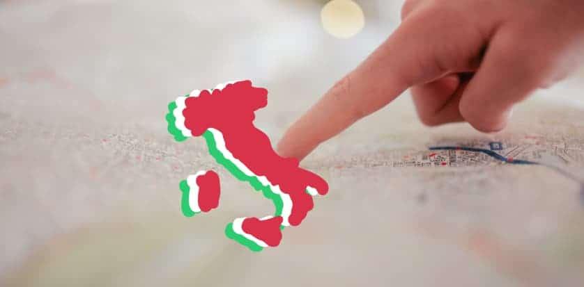 Puedo tener la ciudadania italiana solo por tener apellido italiano