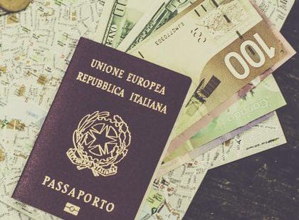 Requisito en caso de no residir en Italia