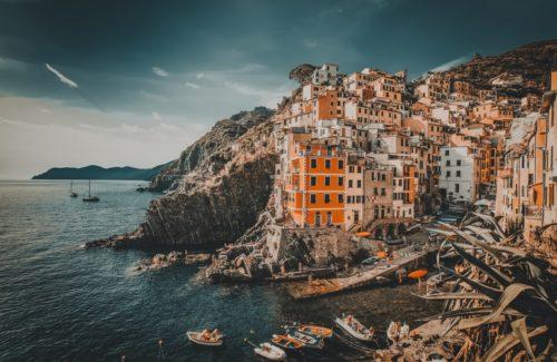 paisaje italiano