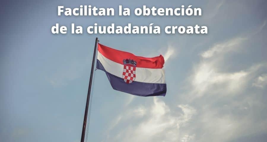 Facilitan la obtención de la ciudadanía croata