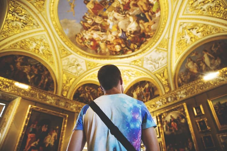 Visitas virtuales a los museos italianos